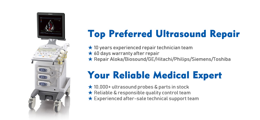 Top preferred ultrasound repair